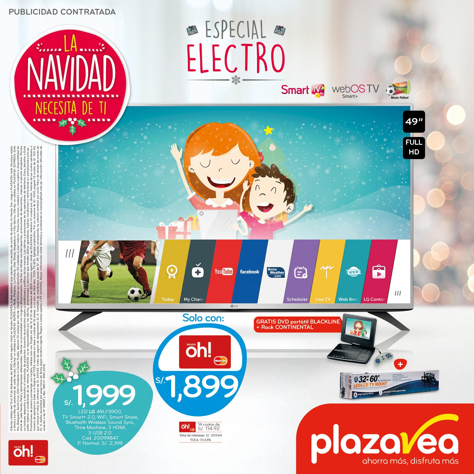 Catálogo Plaza Vea